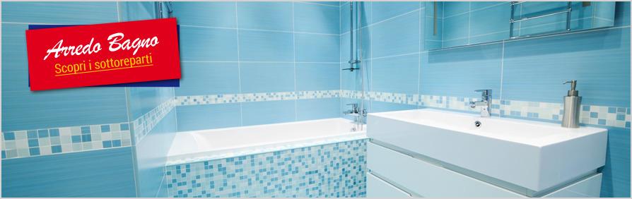 Arredo bagno e offerte accessori mobili bagno for Arredo bagno offerte