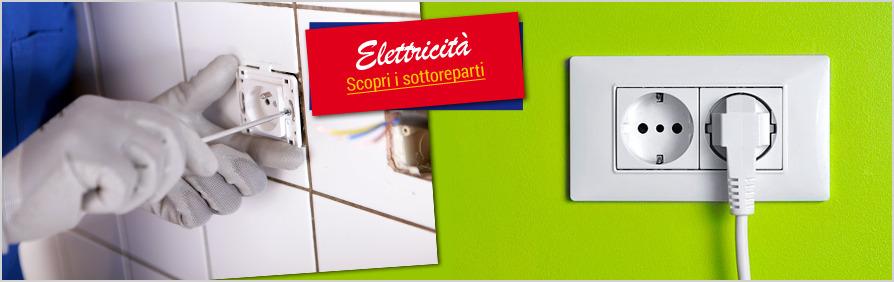 Materiale elettrico eurobrico - Elettricita in casa ...