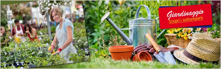 Giardinaggio eurobrico for Mobili giardinaggio