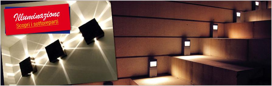 Illuminazione eurobrico for Lampade a led per interni prezzi