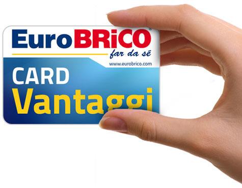 Card vantaggi Eurobico