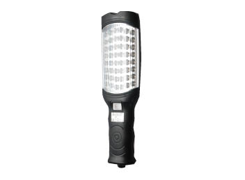 LAMPADA PORTATILE WIRELESS 48 LED BIANCHI