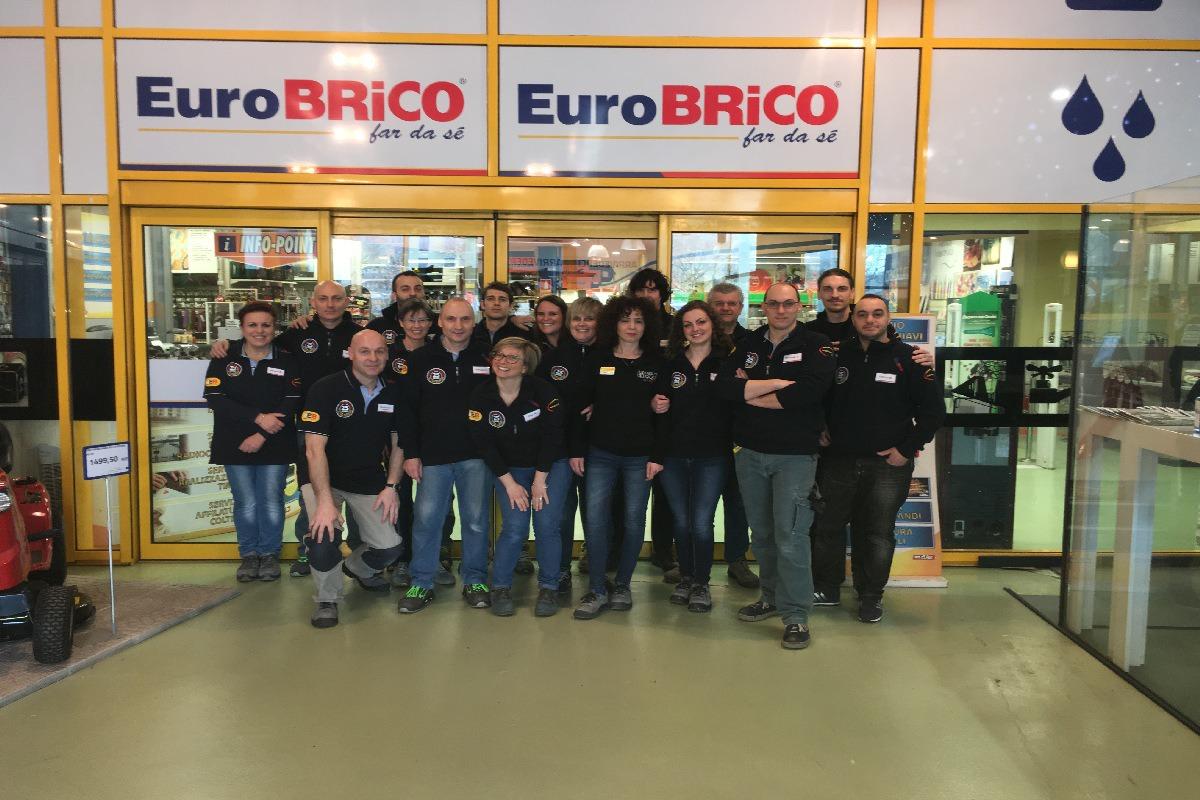 Eurobrico chisiamo for Eurobrico arco