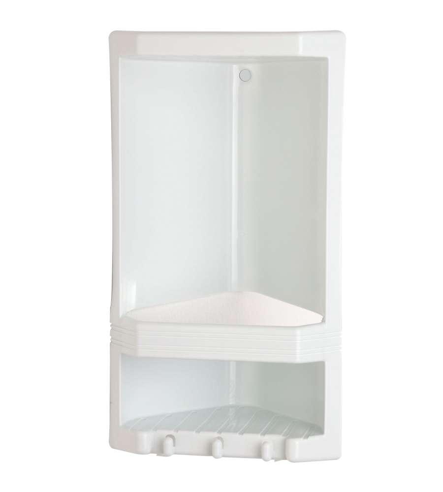 Porta sapone angolare grande junior - Porta saponi doccia ...