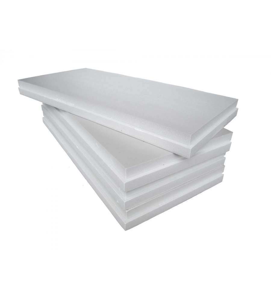 Pannello isolante in polistirolo 100x50x3 densita 20kg m3 for Arredo casa facile srl