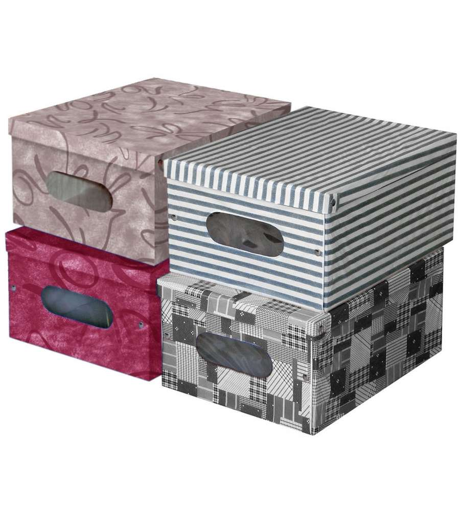 Scatola portabiancheria in vinile box large marilyn - Scatole porta indumenti ...