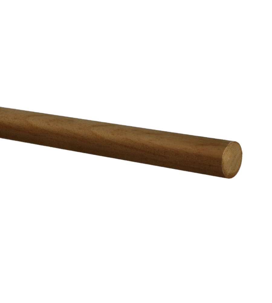 Bastoni In Legno Per Tende.Bastone In Legno Per Tende Samba Diametro 28 Mm 250 Cm