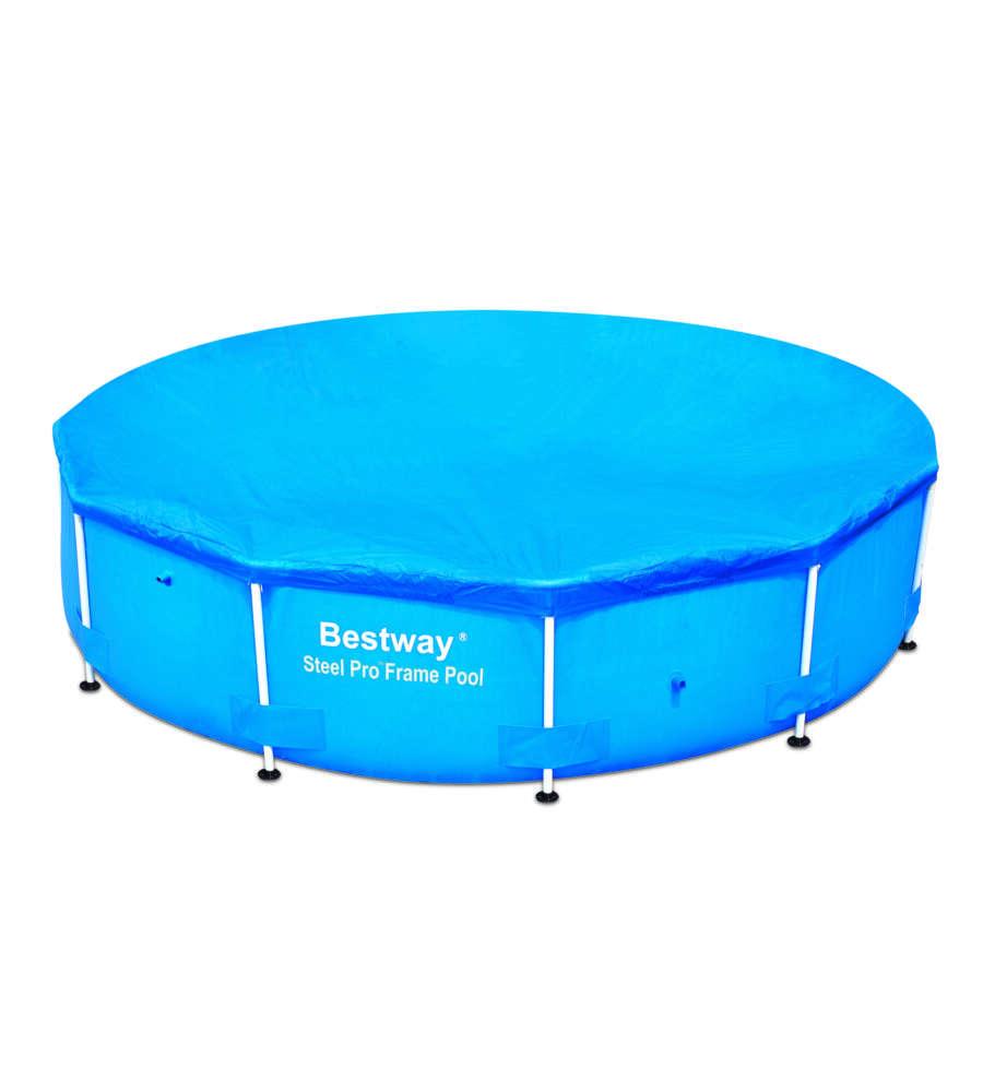 Telo per piscina da 366 cm bestway for Teli per piscine