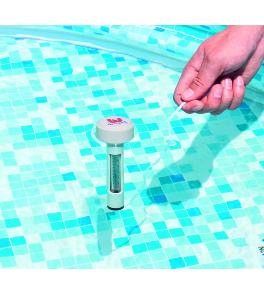 Termometro per piscina galleggiante bestway for Termometro piscina