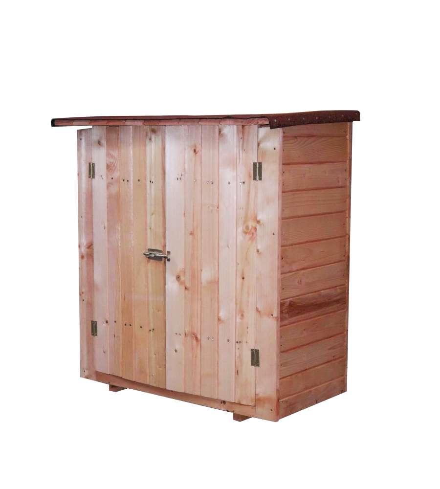 Offerta commodillo 0 5 80x40x90 for Armadio da giardino in legno