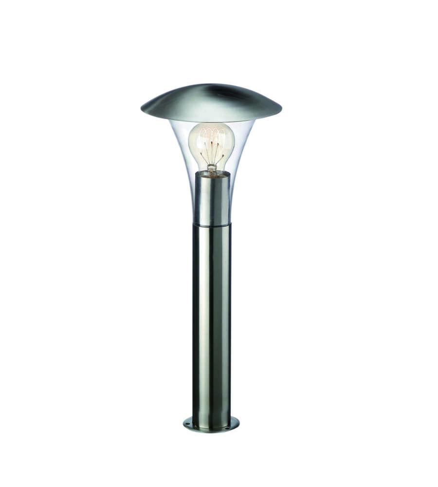 Philips palo da esterno beamount h45 fungo acciaio 60 w - Philips illuminazione casa ...