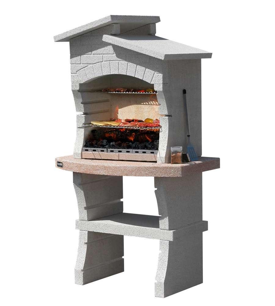 Barbecue sunday assuan in muratura per esterno - Scale per esterno in muratura ...