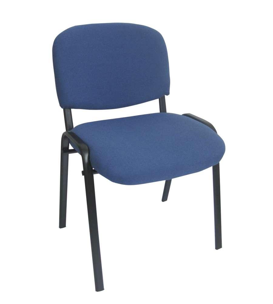 Offerta sedia ufficio daisy blu for Sedia ufficio rotelle