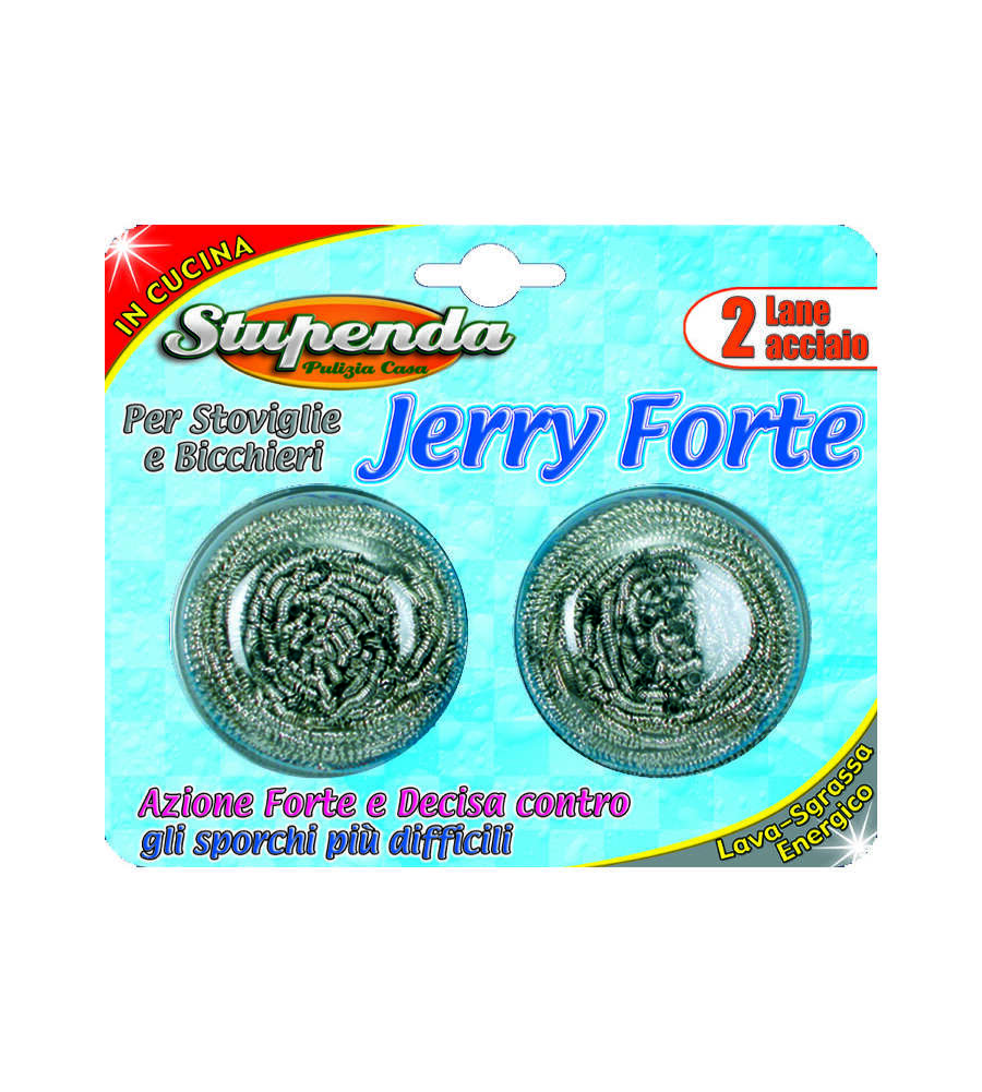 LANA SILVER JERRY FORTE BLISTER 2 PEZZI