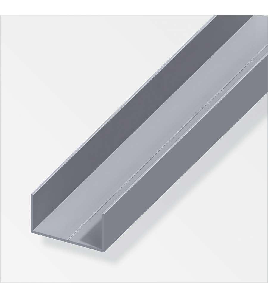 Profilo angolare in alluminio ad L fino a 2/m