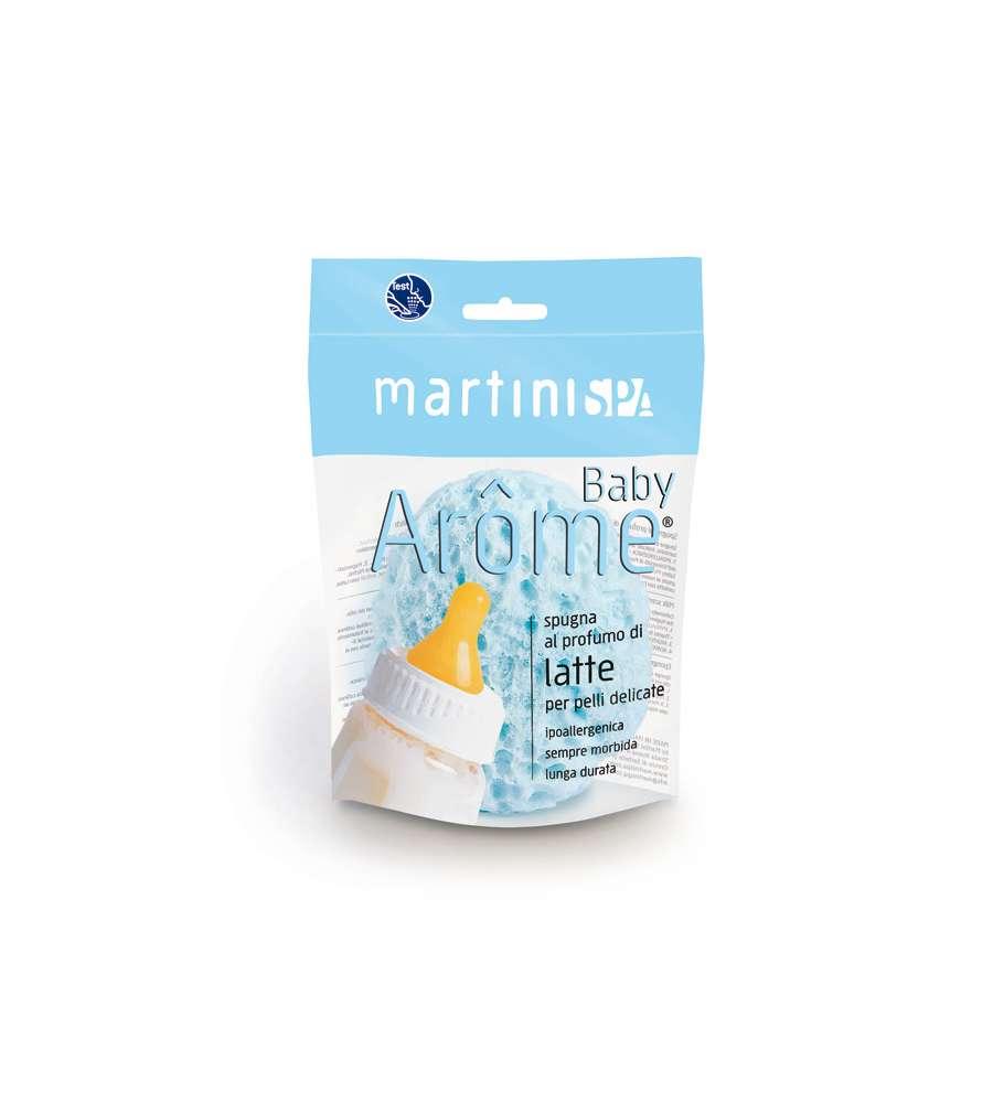 Spugna Al Profumo Di Latte Baby - Martini.