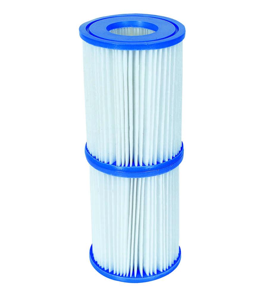 Filtro a cartuccia ii per pompe da lt ora bestway for Pompe e filtri per laghetti da giardino