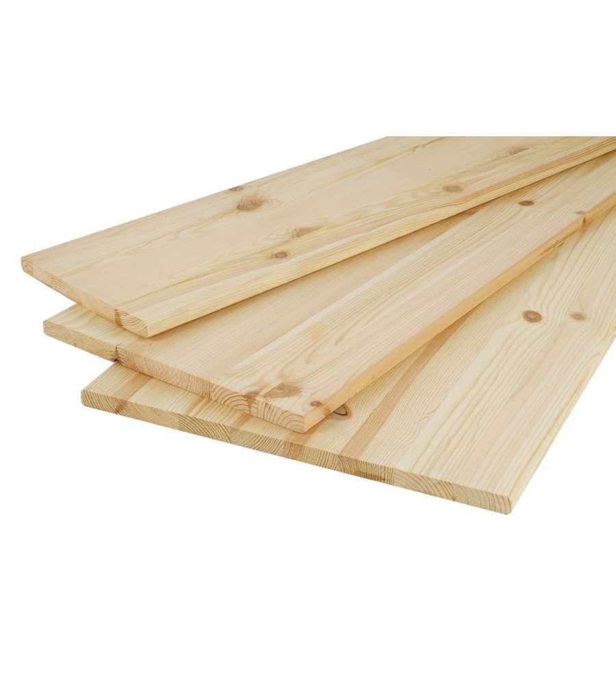 Pannello in legno legno lamellare di pino 18x400x1000 for Lamellare prezzi