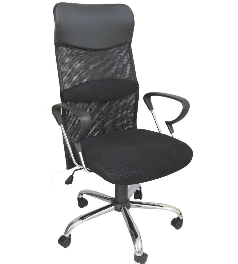 sedia ufficio net 46x85x46h cm
