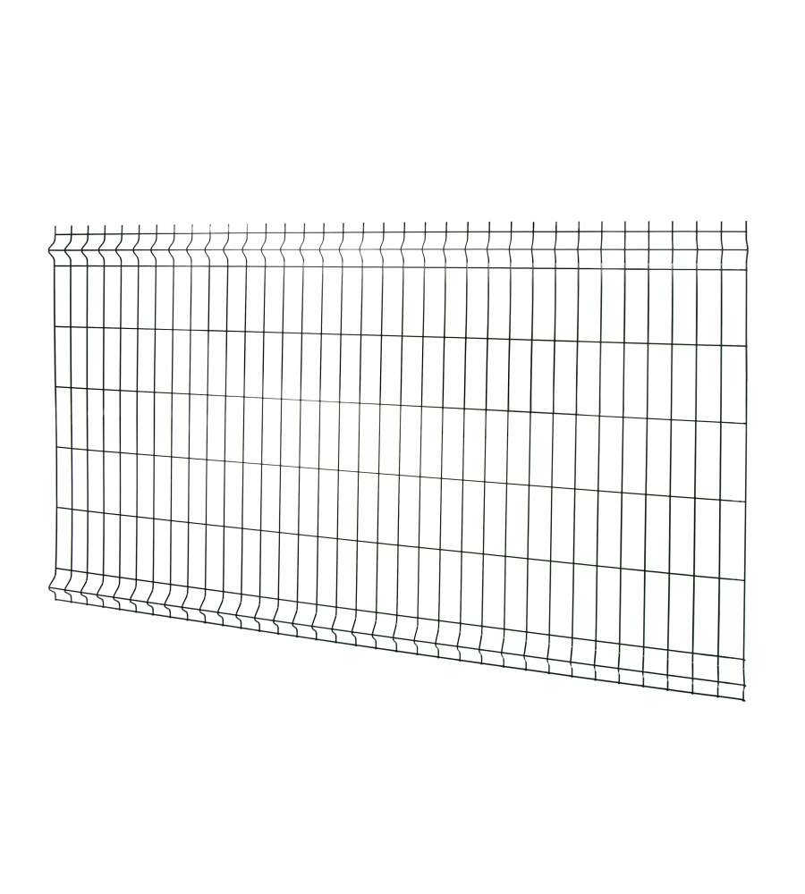 Pannello rete elettrosaldato per recinzioni 100 x 200 cm for Rete stirata per cancelli