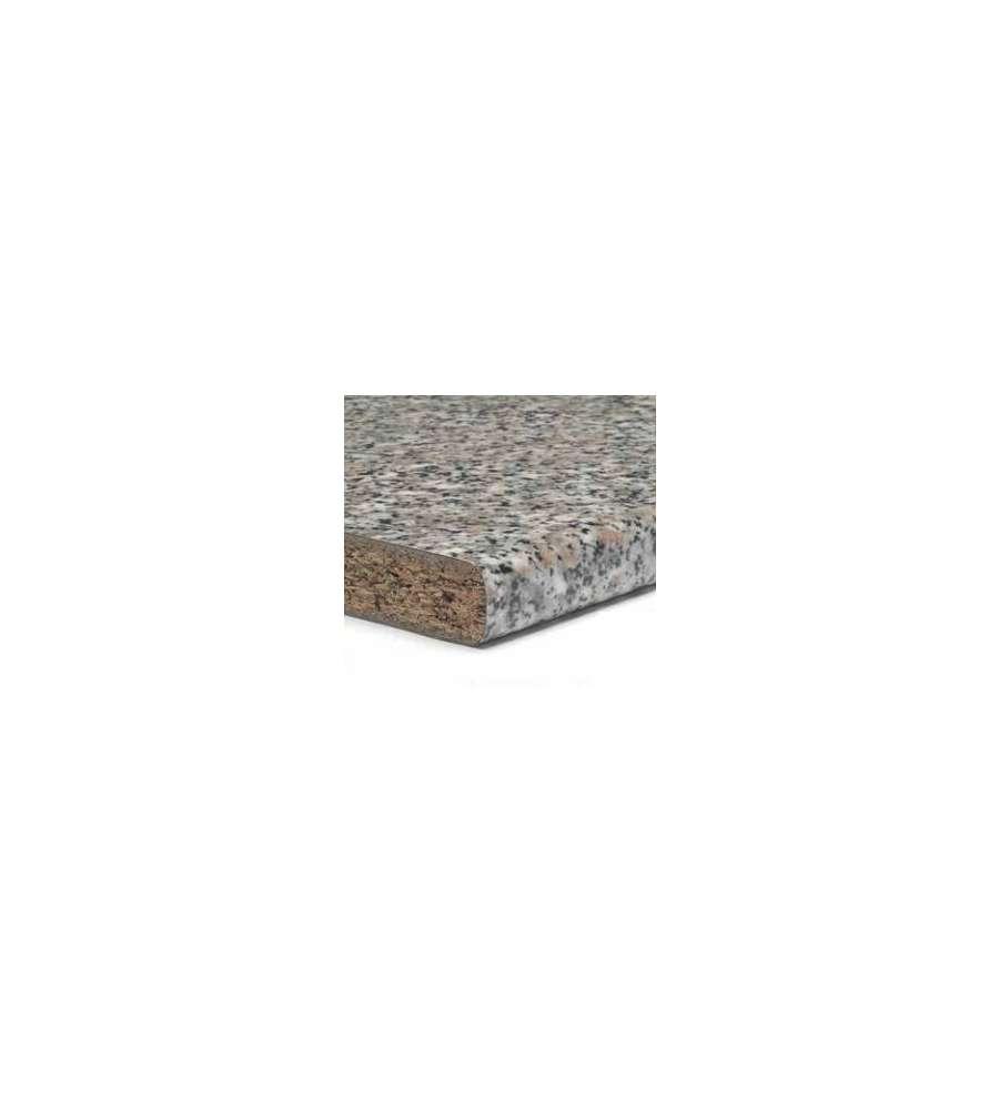 Piano top cucina granito baveno 0934 38x3040x600 mm - Top cucina in granito ...