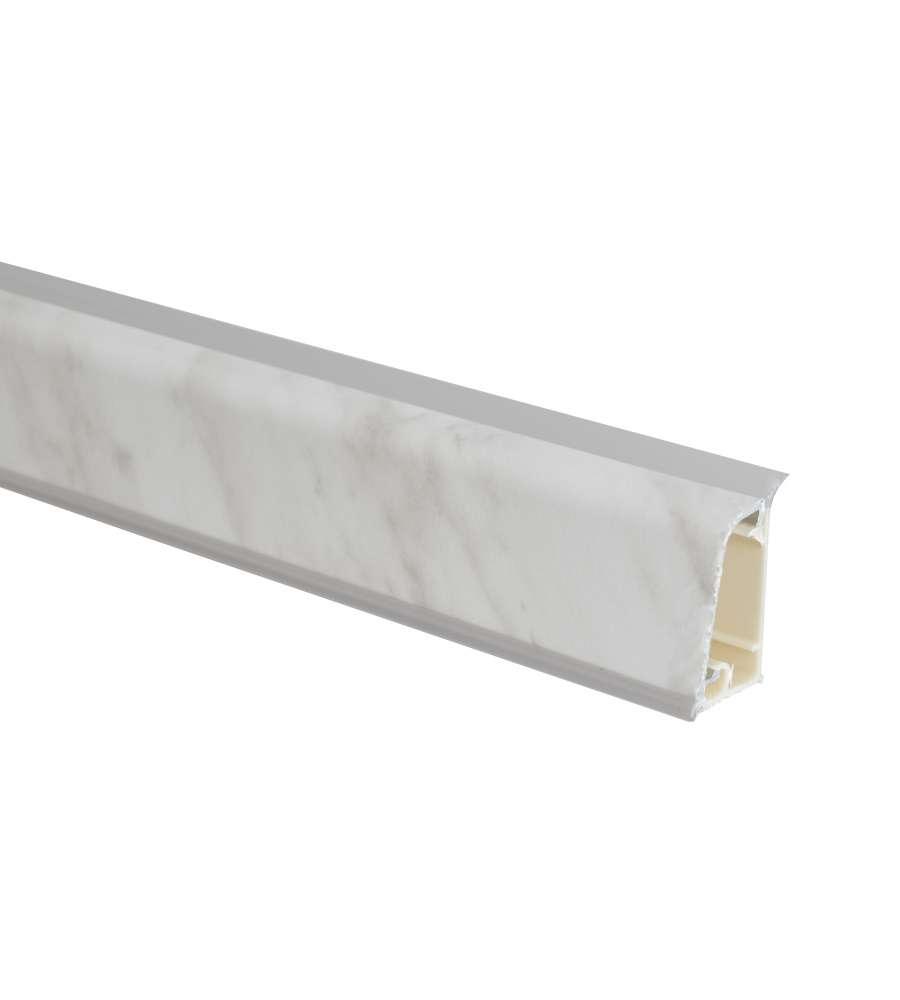 Alzatina marmo carrara 0988 mm 3000 for Obi addobbi natalizi