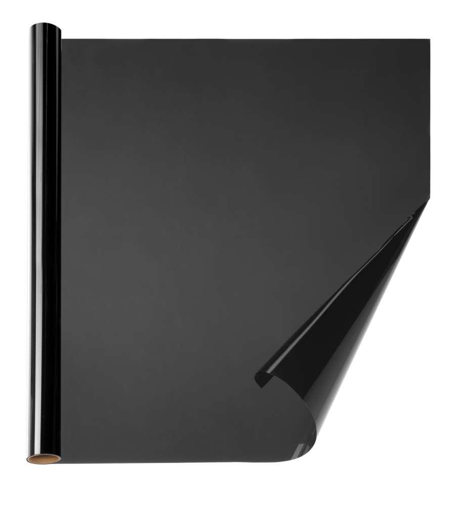 Pellicola per vetri linea privacy nero oscurante - Pellicola oscurante vetri casa ...
