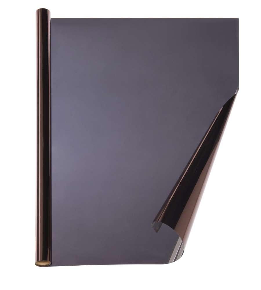 pellicola per vetri linea tecnica bronzato 75x160 cm