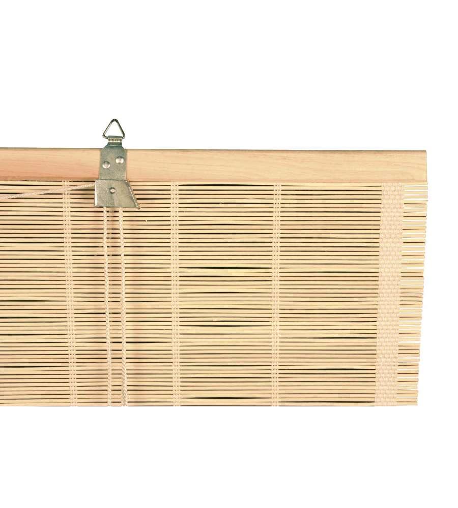 Tende bambu brico idee per la casa - Tende in bambu per esterni obi ...