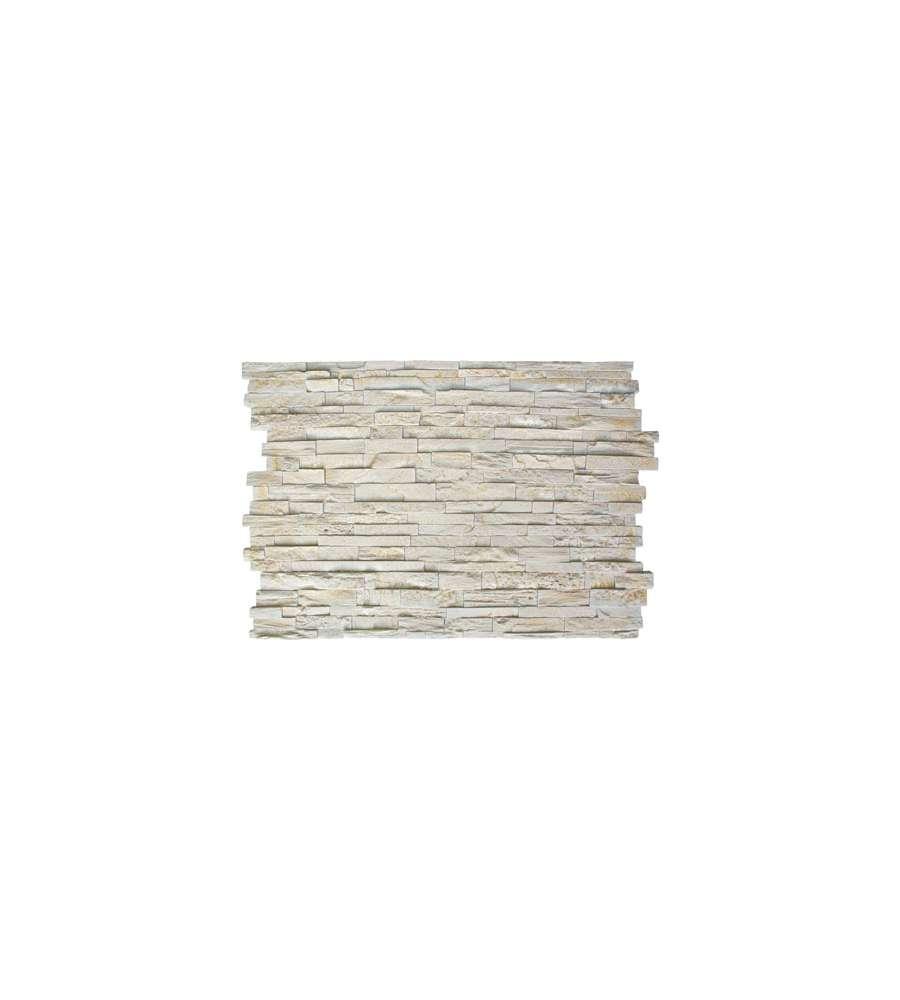 Offerta scaglia pannello cm 120x80 ruggine for Finta pietra in polistirolo