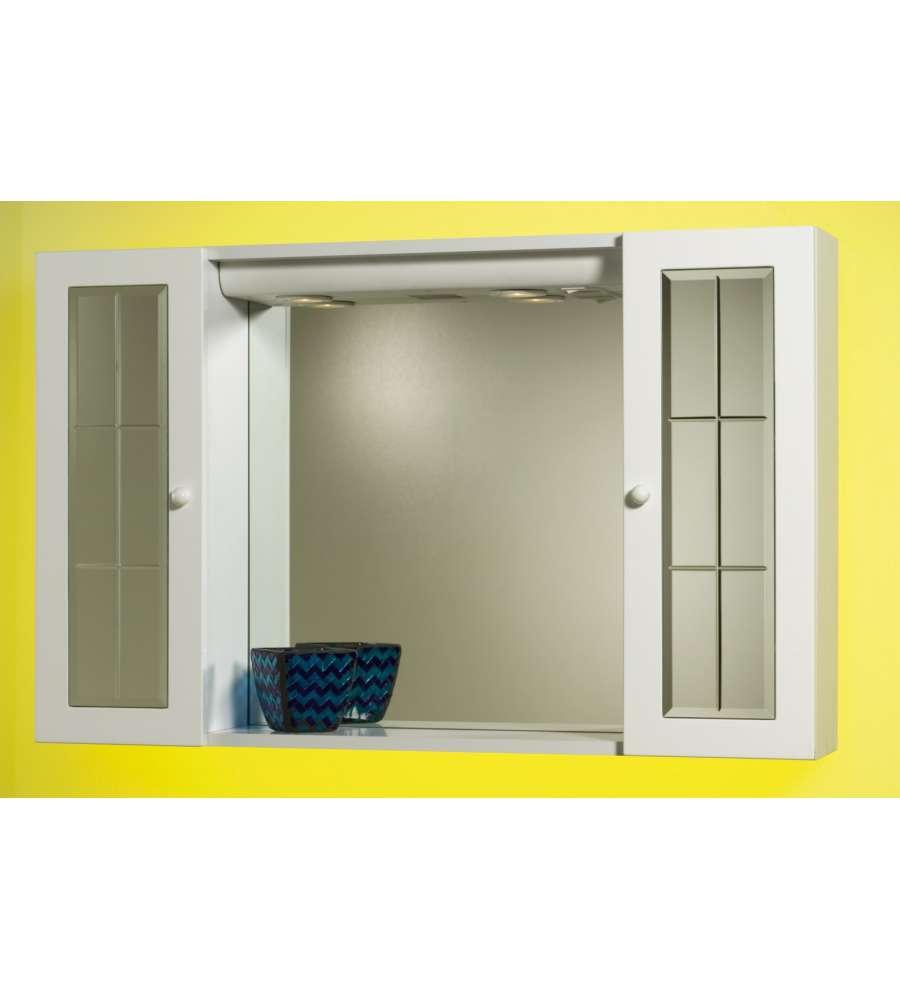 Specchiera parma for Specchi arredo bagno