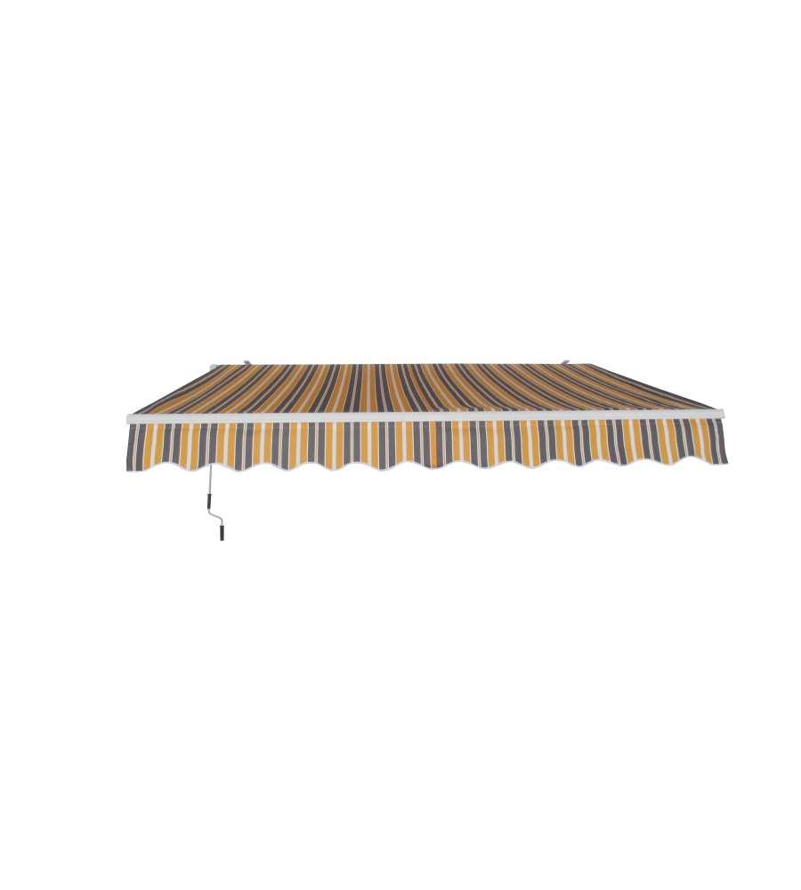 Offerta tenda da sole con copertura impermeabile for Tende da sole impermeabili