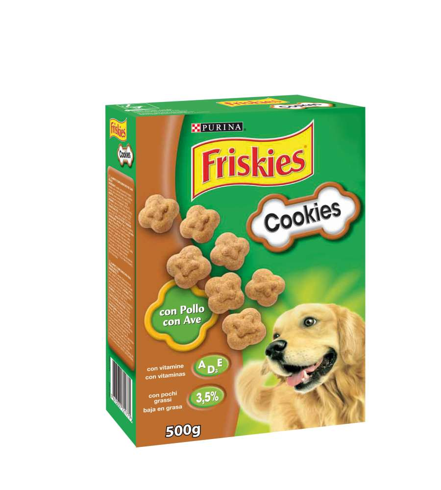 FRSK BISCUITS COOKIES 500 GR.
