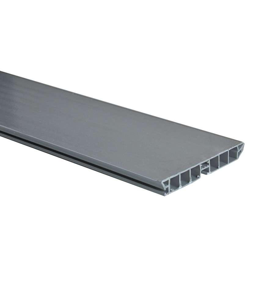 Zoccolo per cucine alluminio 3000x140 mm - Zoccolo cucina altezza ...