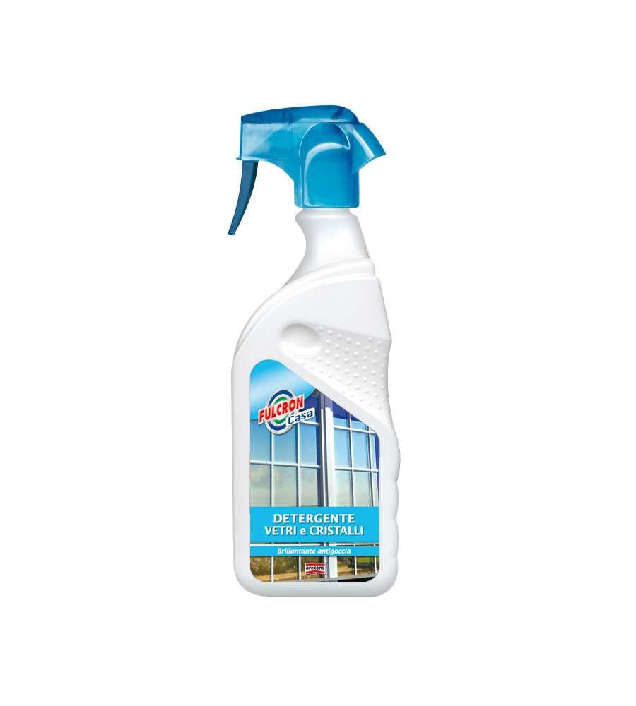 Fulcron Detergente Vetri - 500 Ml.