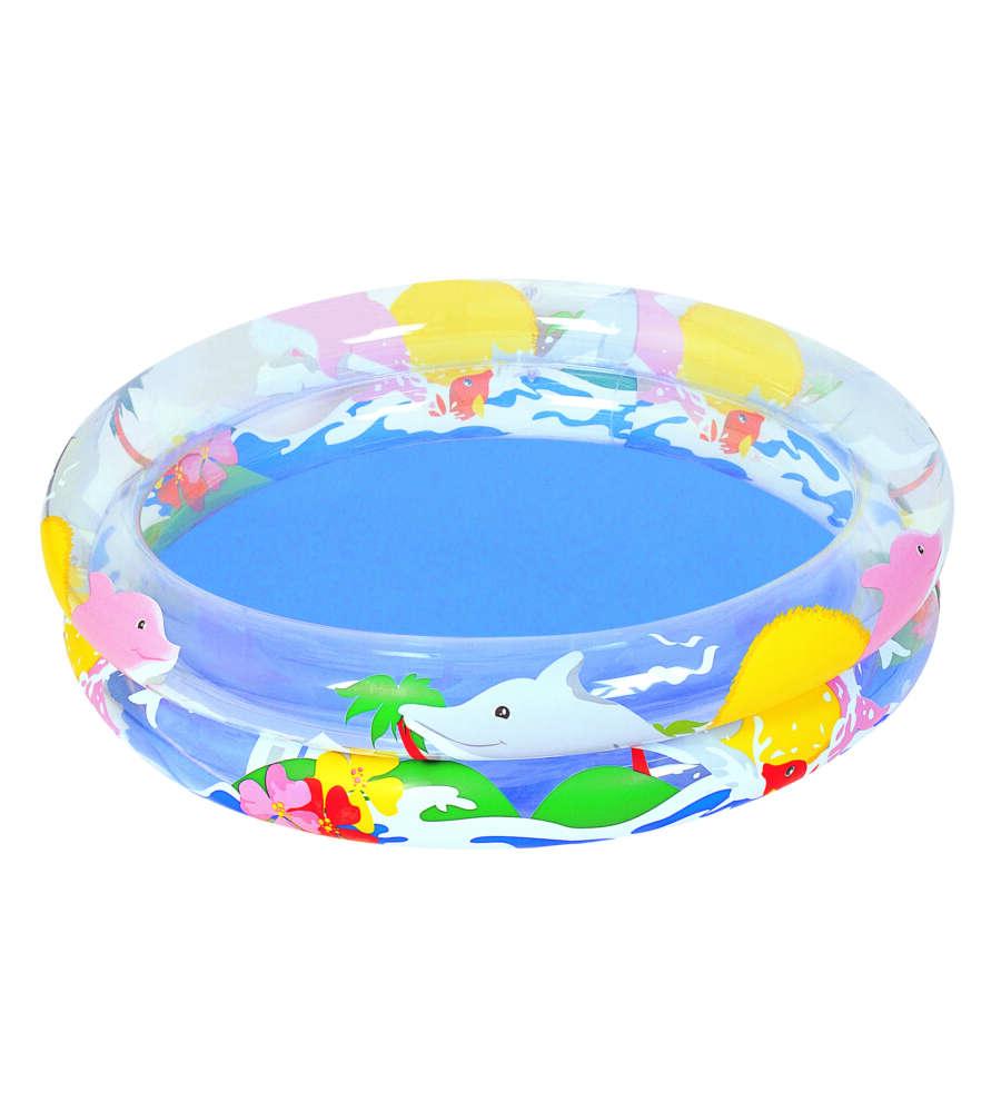 Piscina con fantasia per bambini bestway 51012b - Piscina per bimbi ...