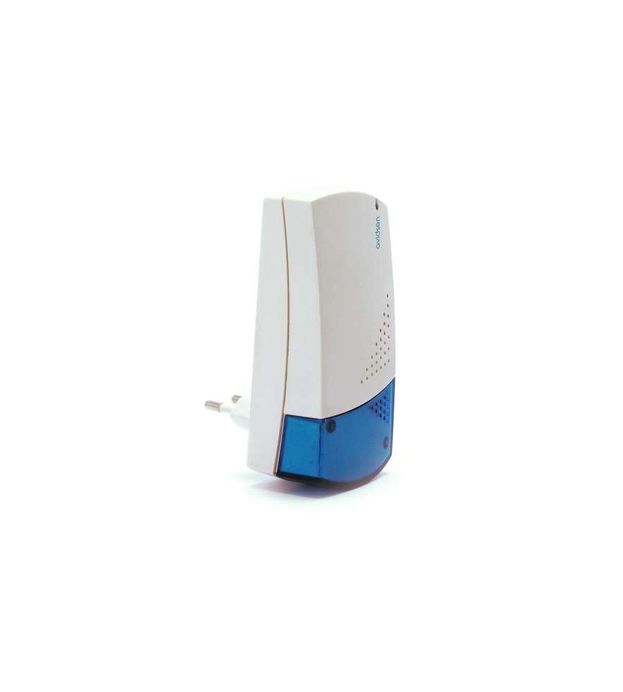 Campanello con suoneria con presa elettrica - Suoneria campanello casa ...