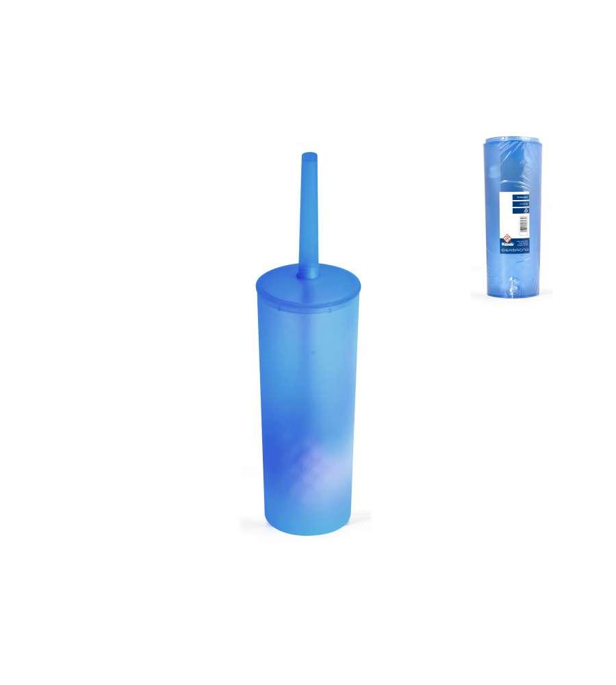 Porta scopino wc azzurro - Scopini per bagno ...