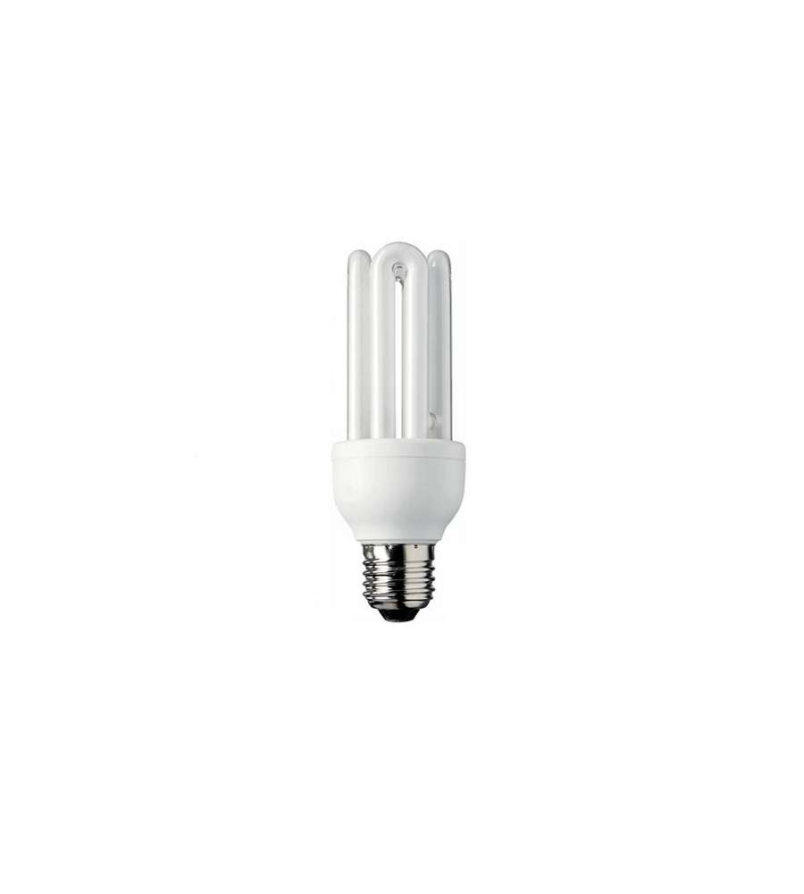 lampadina 3 tubi a risparmio energetico 18w e27