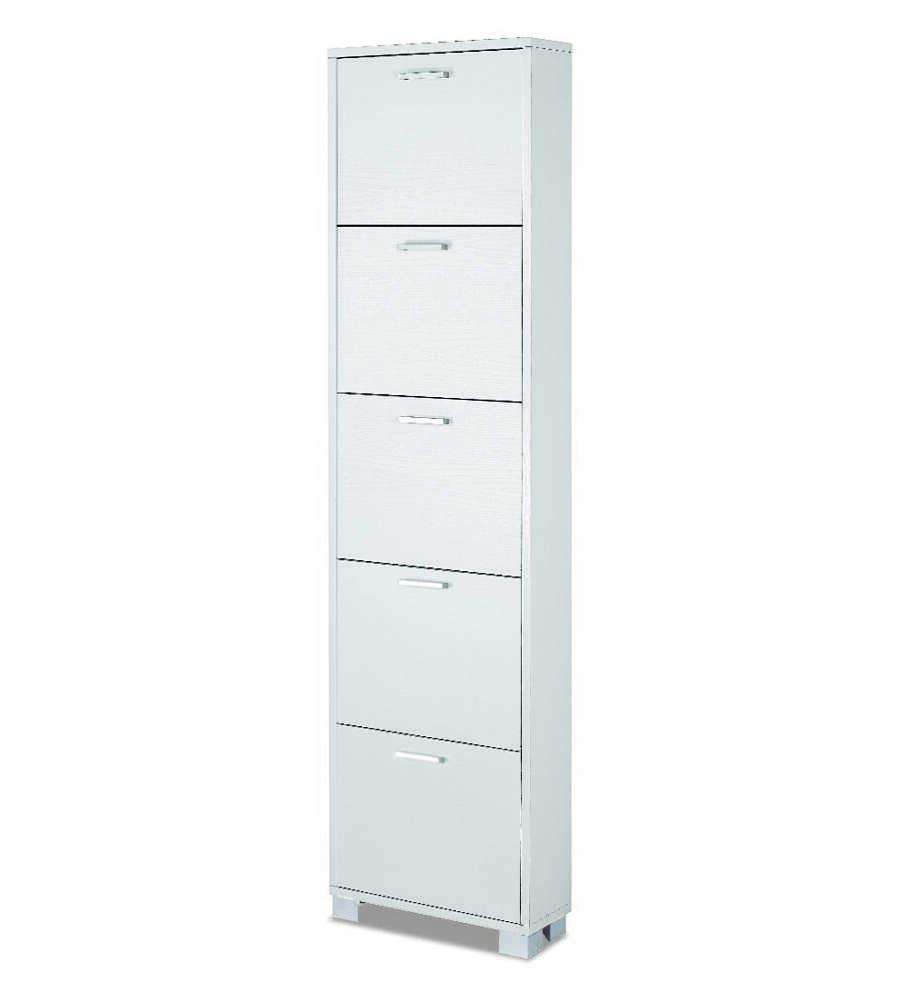 Specchiera Design Con Cornice - 70x70 Cm.