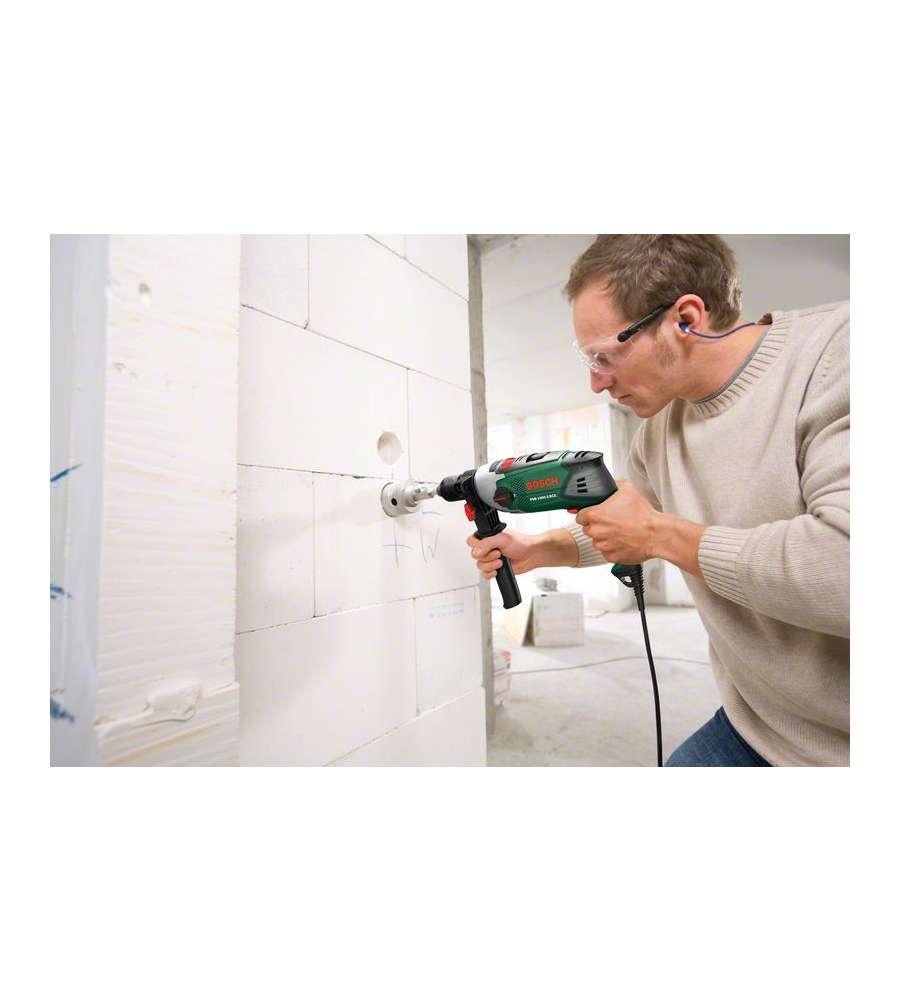 Trapano battente compact expert psb 1000 2 rce 1000 watt - Locher in fliesen ...