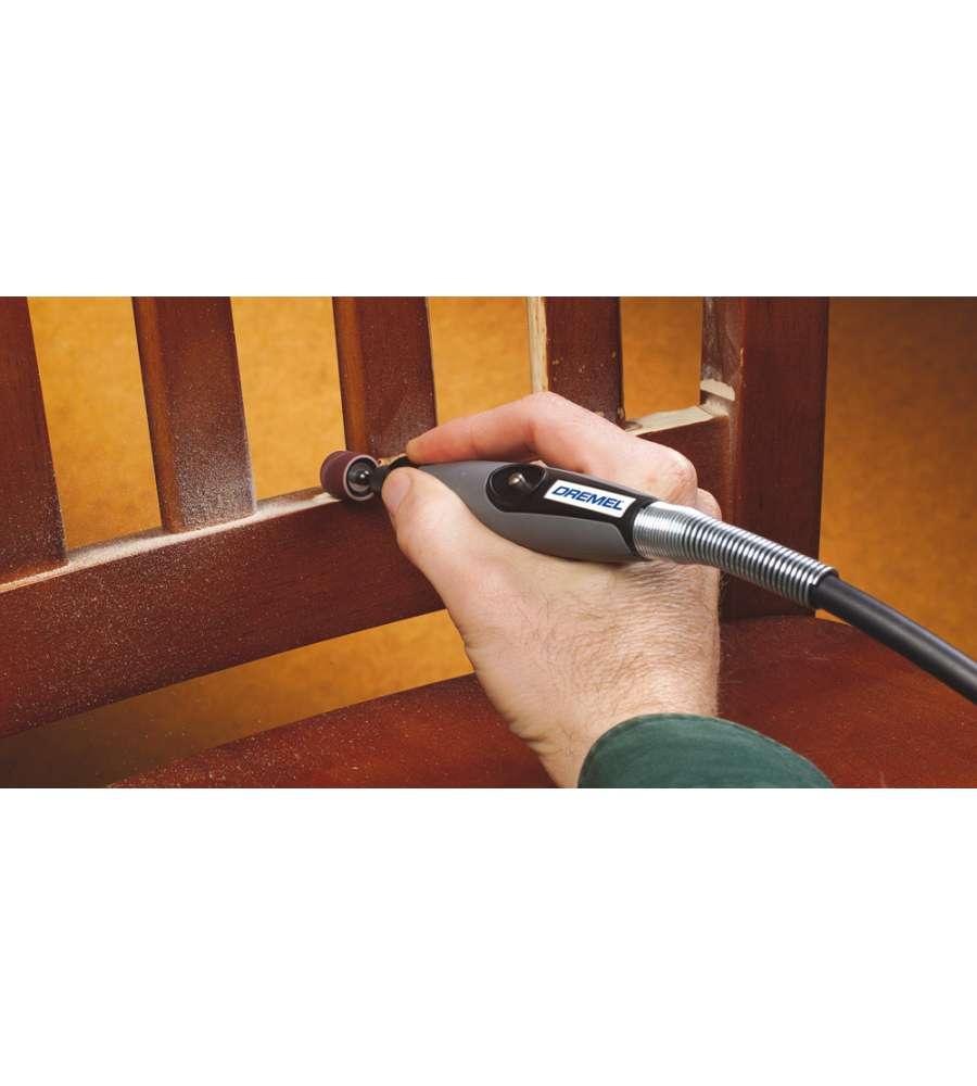 dremel albero flessibile incluso dado esagonale 2941 bosch. Black Bedroom Furniture Sets. Home Design Ideas