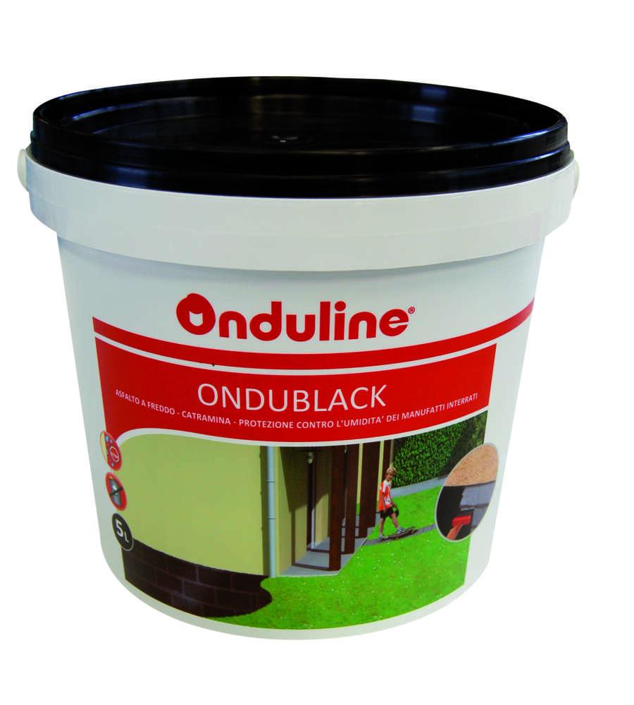 Onduline catramina ondublack 5 litri for Arredo casa facile srl