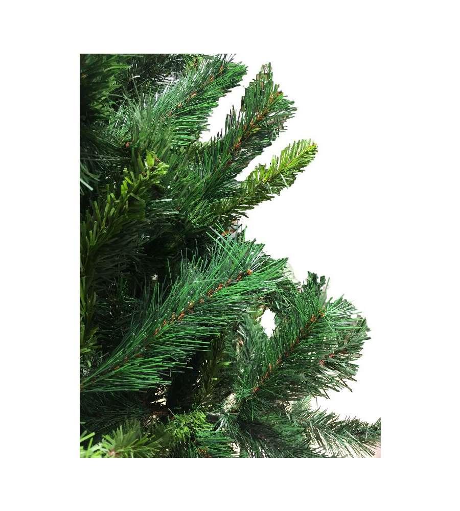 Albero Di Natale 150 Cm.Albero Di Natale Tiffany 150cm Con 367 Rami Ad Aggancio