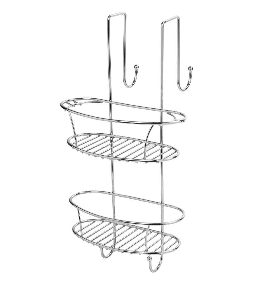 Cestello doccia spider 25x21x60 cm for Spirella accessori bagno