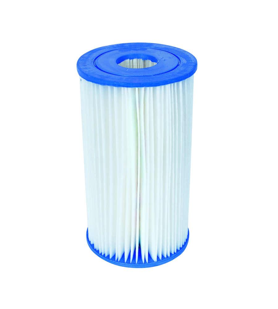 Filtro cartuccia n4 pompe da 9463 lt h bestway for Pompe e filtri per laghetti da giardino