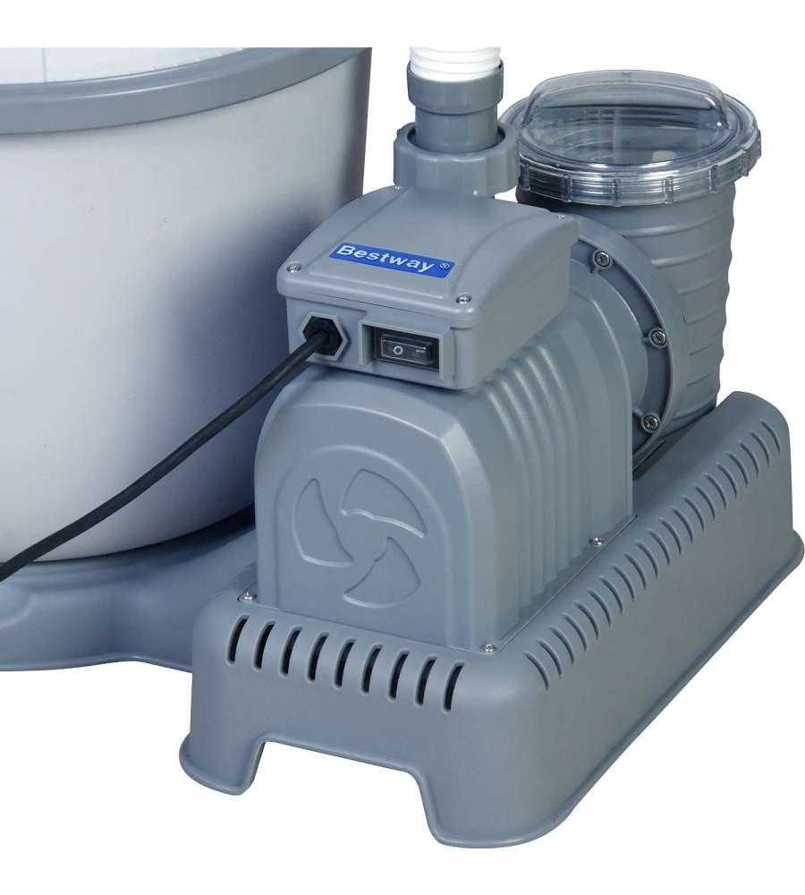 Filtro a sabbia flowclear filtraggio da adatto a piscine con capacita 39 da 1100 a - Filtro sabbia piscina bestway ...