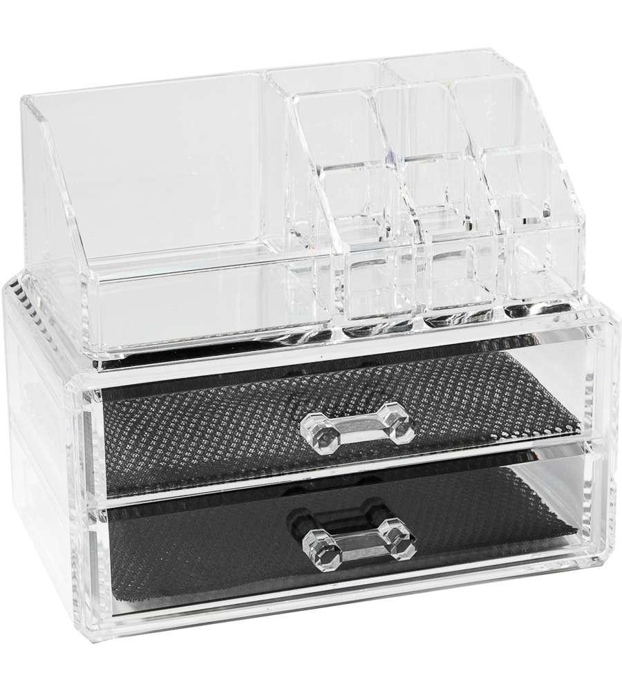 Blocco 2 cassetti e organizer - Organizer bagno ...
