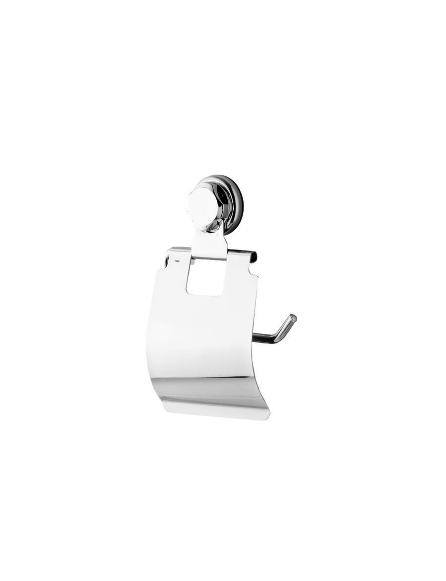 Bestlock supporto per carta igienica con fissaggio a ventosa - Accessori bagno a ventosa ...
