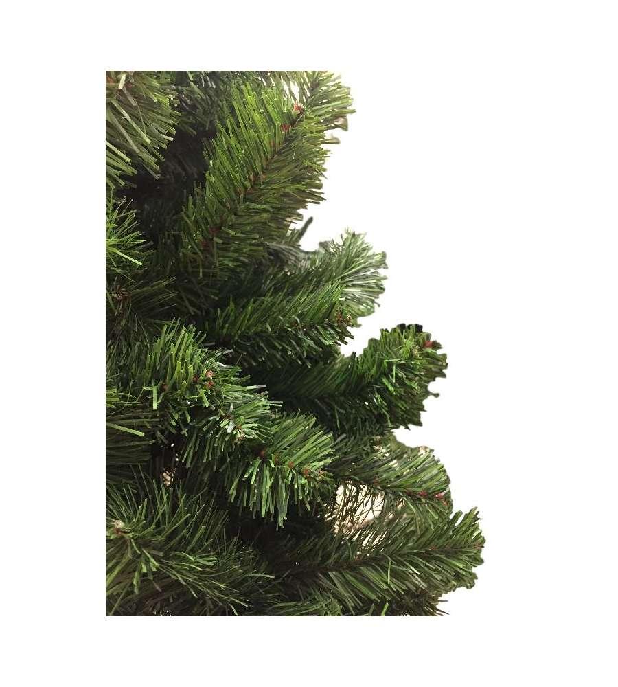 Albero Di Natale 120 Cm.Albero Di Natale Dolomiti 120cm Con 224 Rami Ad Aggancio
